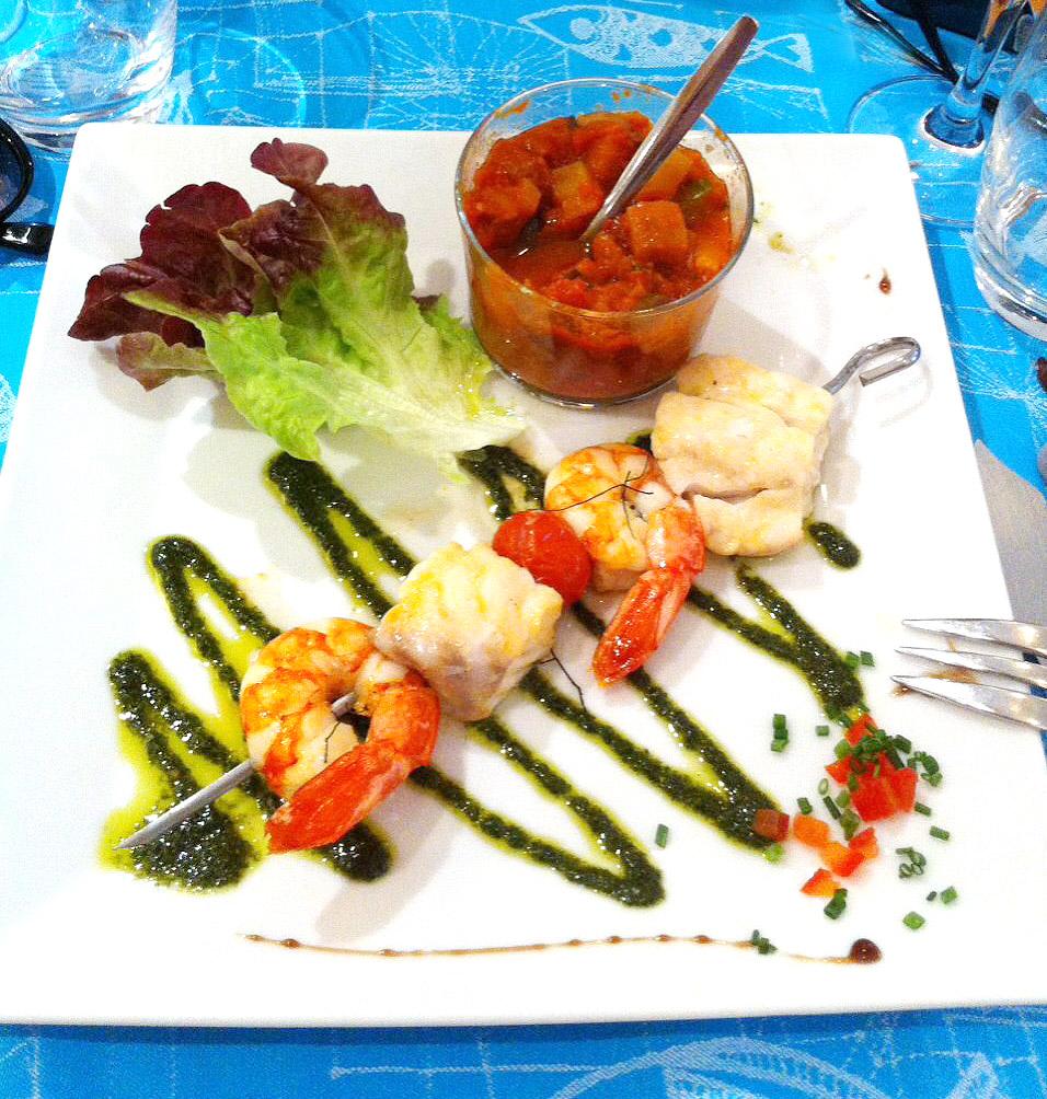 Restaurant Les Colonnes A Saint Martin De Re Hotel French