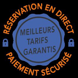 Réservation de votre chambre en direct = Meilleurs tarifs garantis à l'hôtel Les Colonnes au port de Saint-Martin-de-Ré