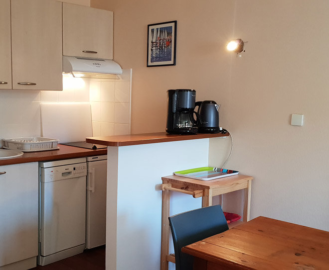 Location appartement à la semaine pour votre séjour au port de Saint-Martin-de-Ré ou pour profiter des vacances en bord de mer sur île-de-Ré